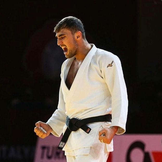 Зелим Коцоев выиграл «Большой шлем» по дзюдо в Турции
