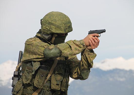 Разведчики из Абхазии пройдут курс специальной подготовки в горах Северной Осетии