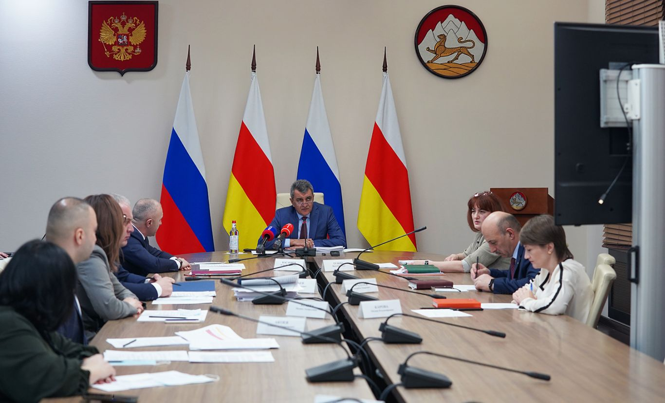 Развитие транспортно-логистической инфраструктуры Владикавказа обсудили на Проектном офисе