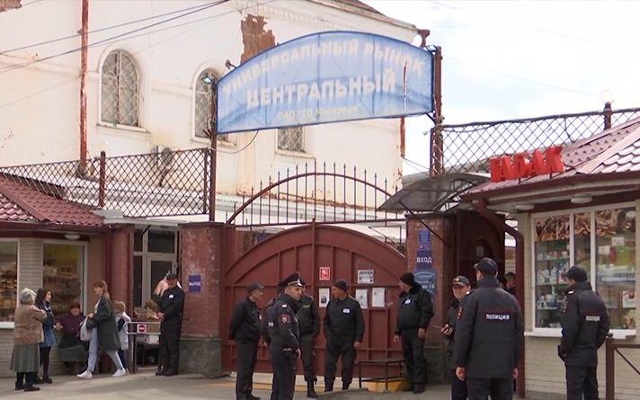 Рынки Владикавказа будут закрыты 9 мая
