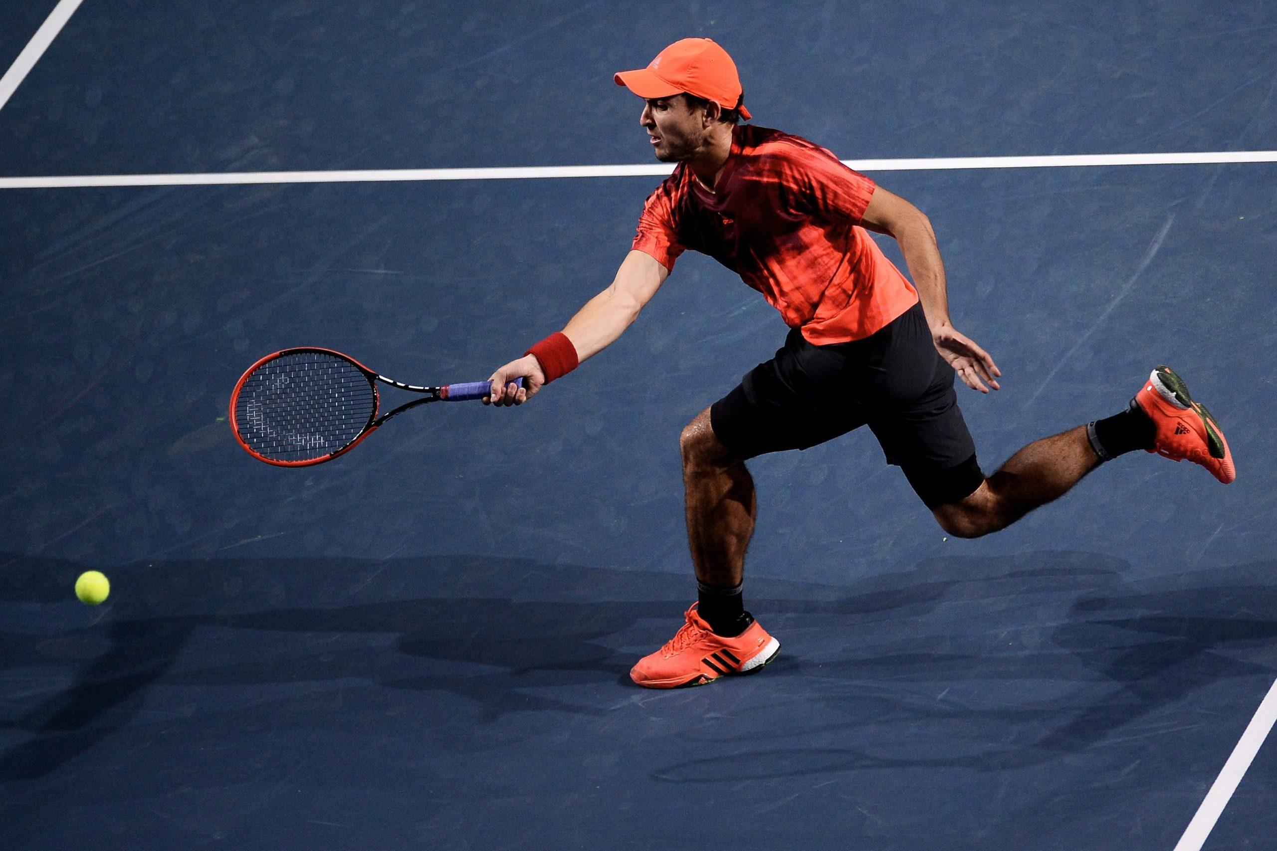 Теннисист Аслан Карацев выступит на Олимпиаде в Токио