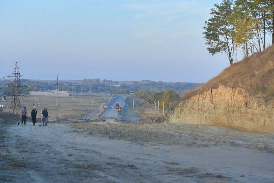 Строительство трассы «Владикавказ – Моздок» реализовано качественно и в срок – Тариэль Солиев