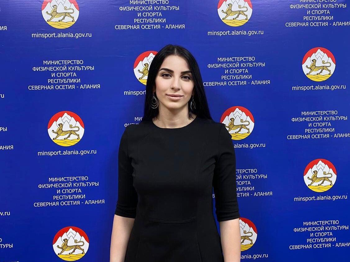 Исполнять обязанности министра физкультуры и спорта Северной Осетии будет Аида Шанаева