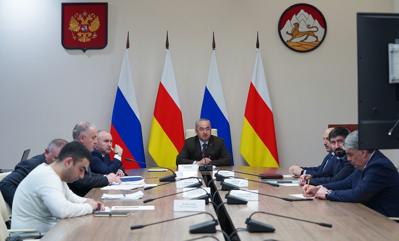 Во Владикавказе состоялось заседание рабочей группы по дальнейшему развитию ВТРК «Мамисон»