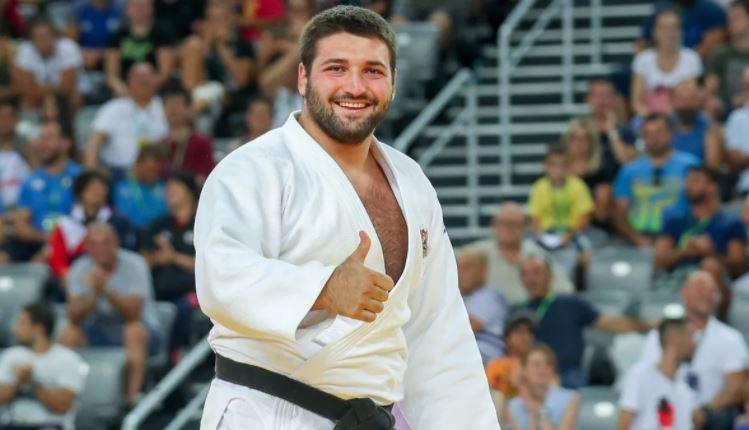 Дзюдоист Инал Тасоев выиграл чемпионат Европы