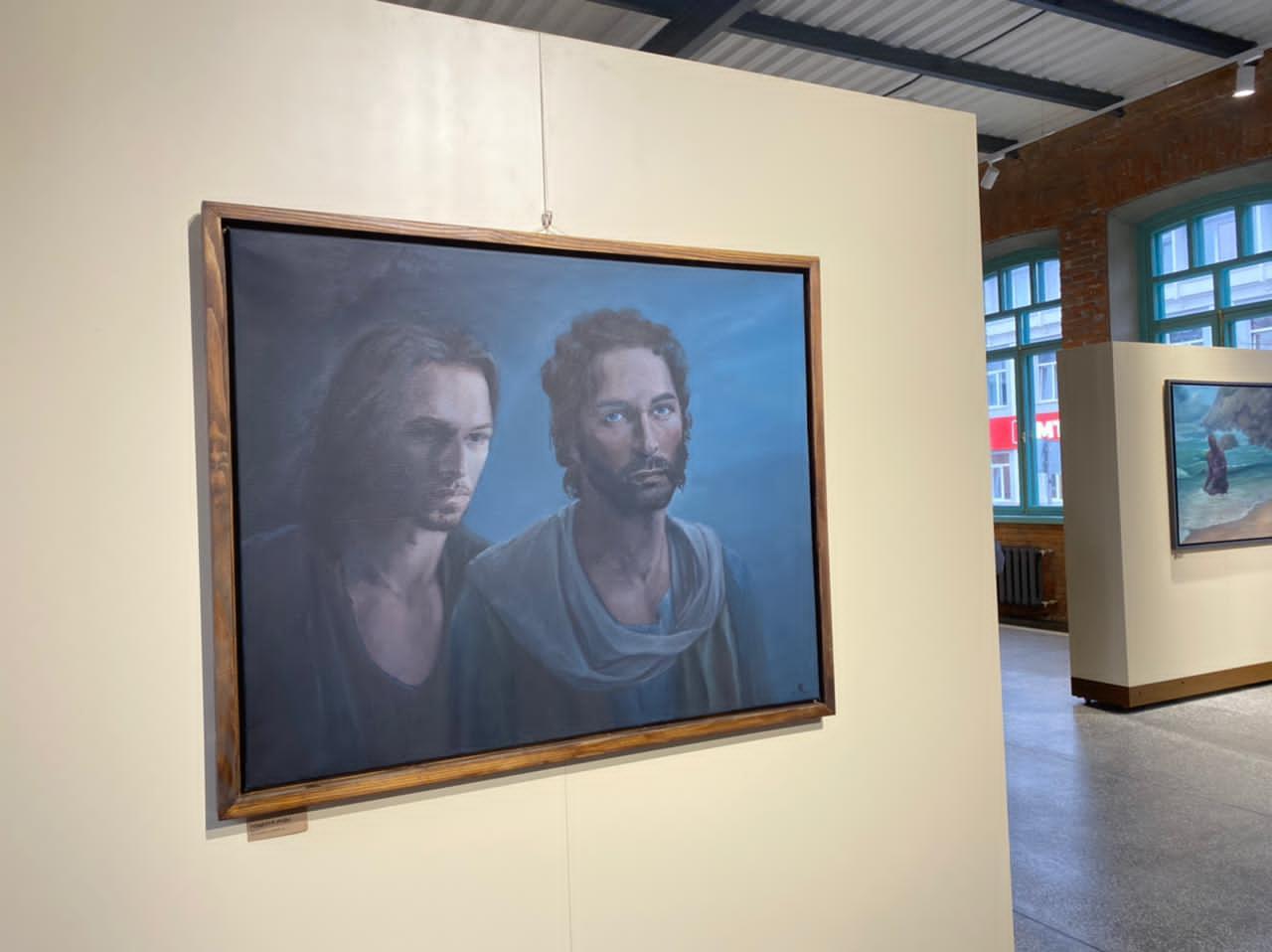 Во Владикавказе открылась персональная выставка Карины Бацоевой