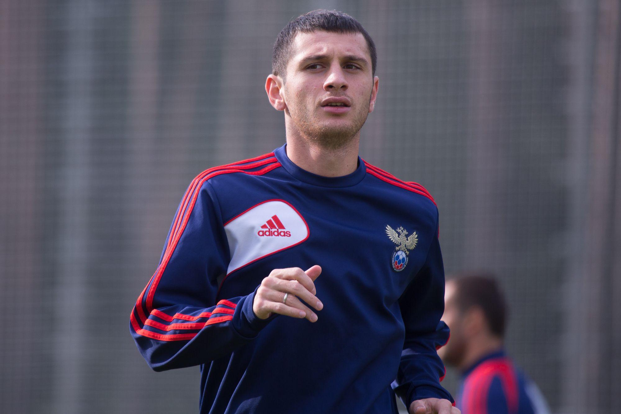Футбольные клубы «Краснодар», «Ростов» и «Сочи» интересуются Дзагоевым