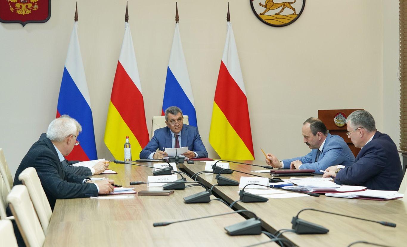 Сергей Меняйло провел заседание Антитеррористической комиссии