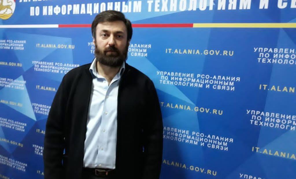 Тимур Гудиев освобожден от должности директора НТК «Осетия-Ирыстон»