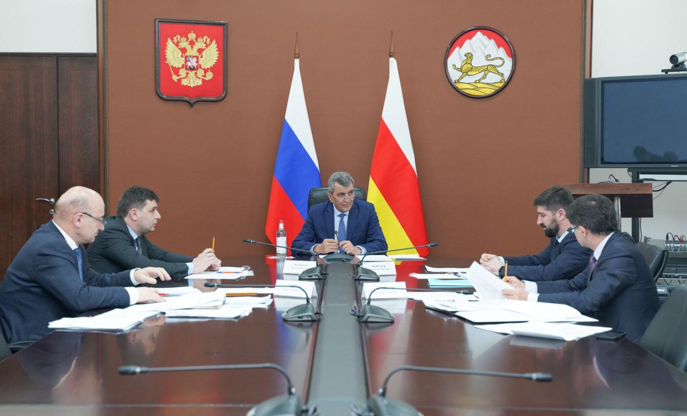 В правительстве Северной Осетии обсудили проблемы обманутых дольщиков