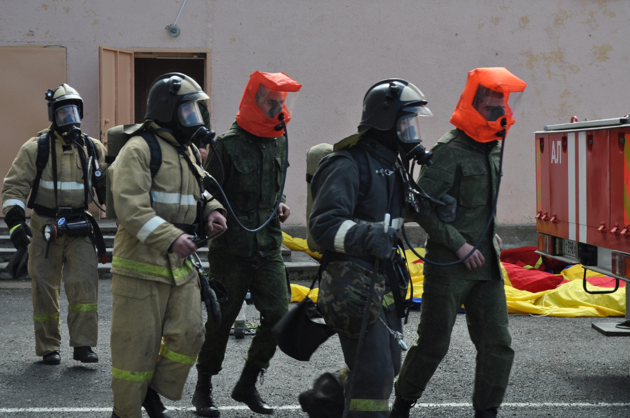 Пожарной охране Северной Осетии исполняется 160 лет