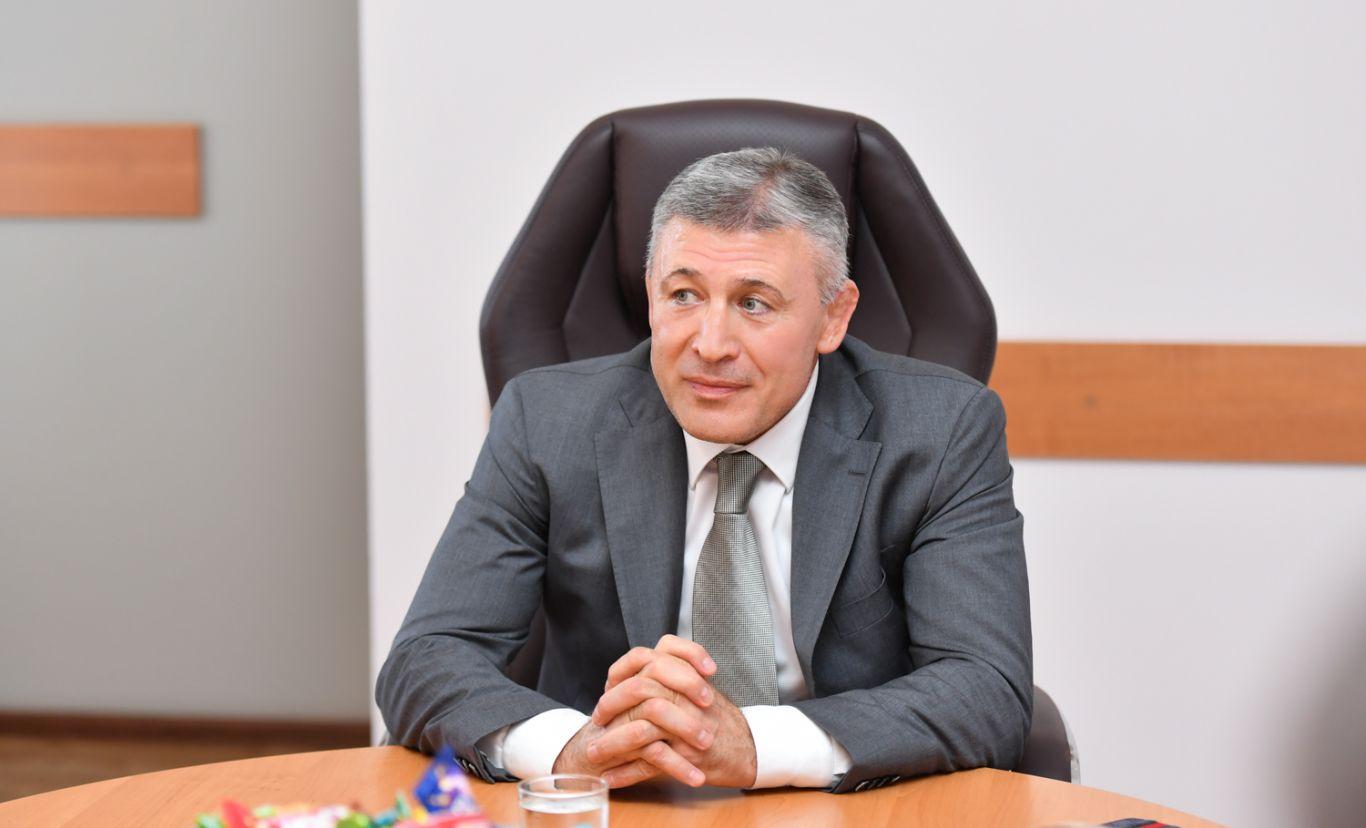 Рустем Келехсаев покидает свой пост