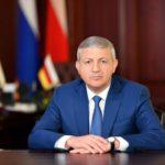 Видеообращение Вячеслава Битарова к жителям Северной Осетии