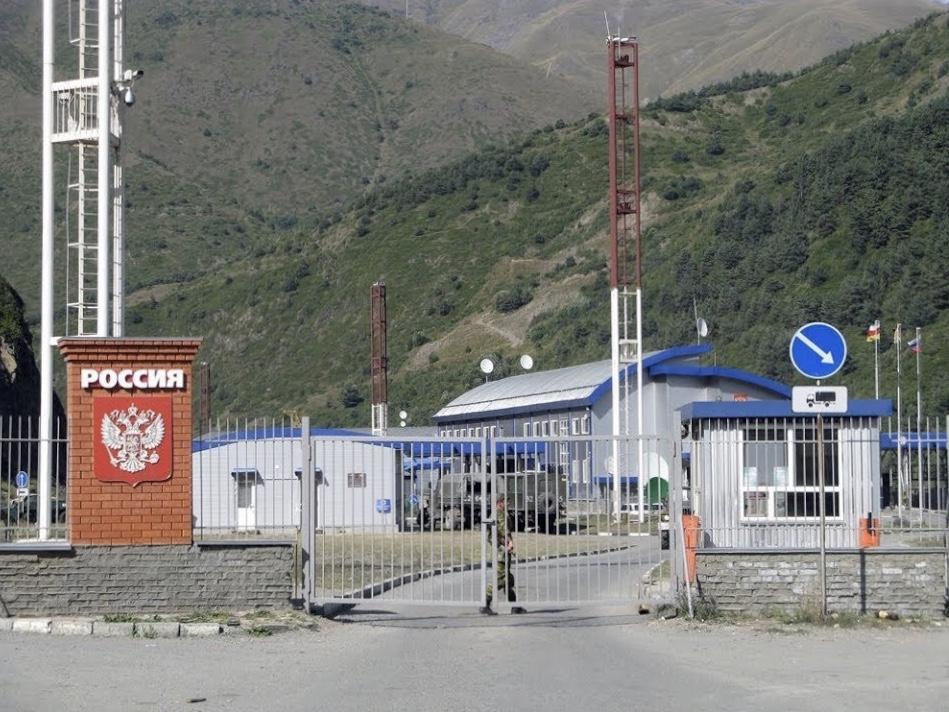 Новые правила въезда на территорию России не коснутся жителей Южной Осетии