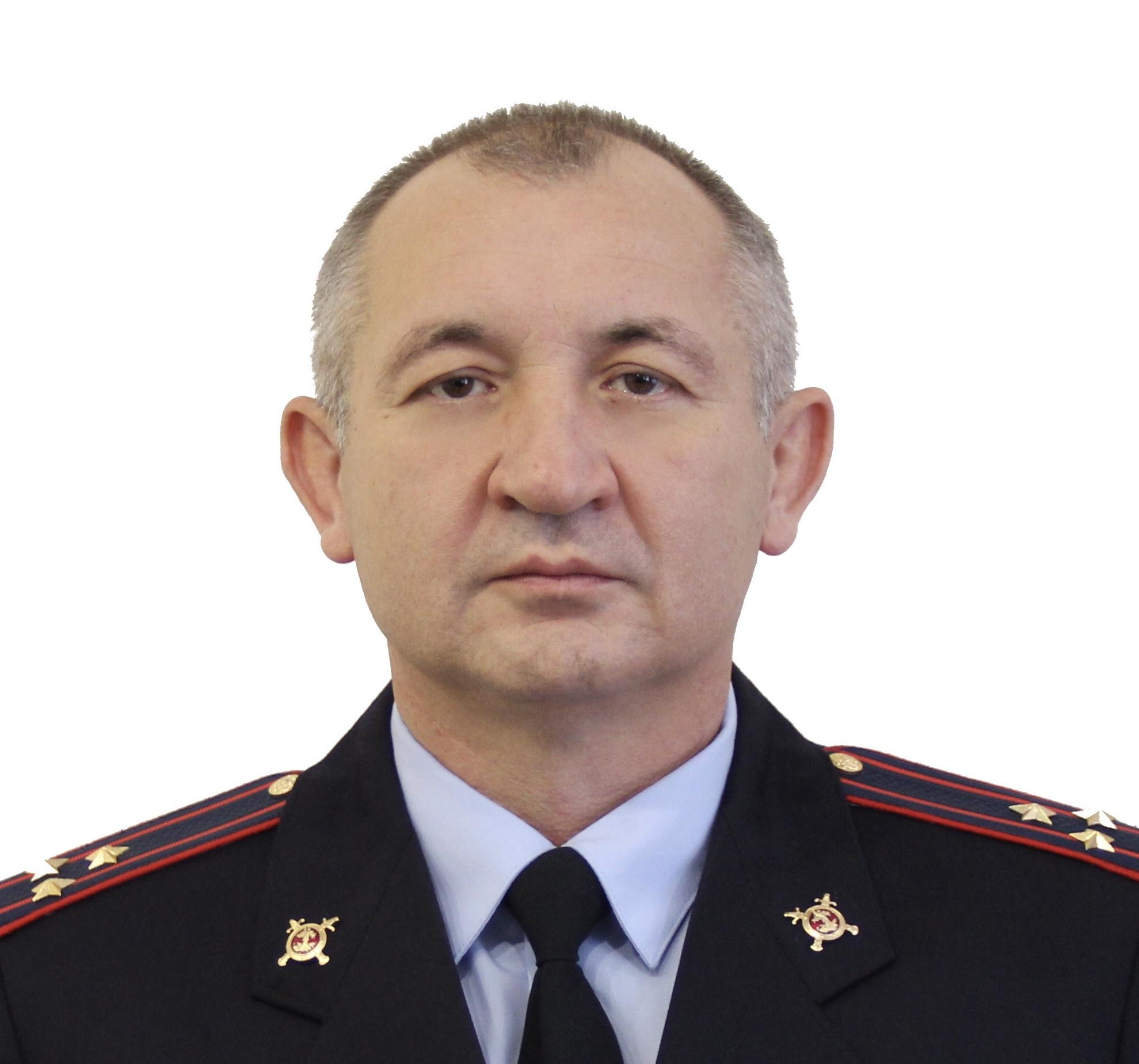 Уволен начальник Управления Росгвардии по Северной Осетии Эльбрус Рамонов