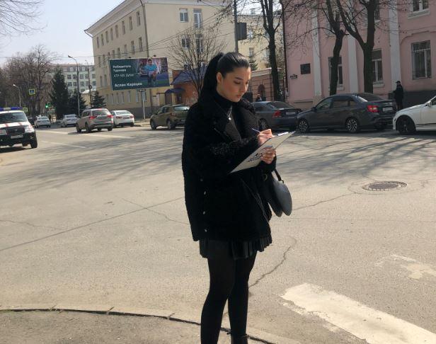 «Единая Россия» проверила безопасность пешеходных переходов вблизи учебных заведений
