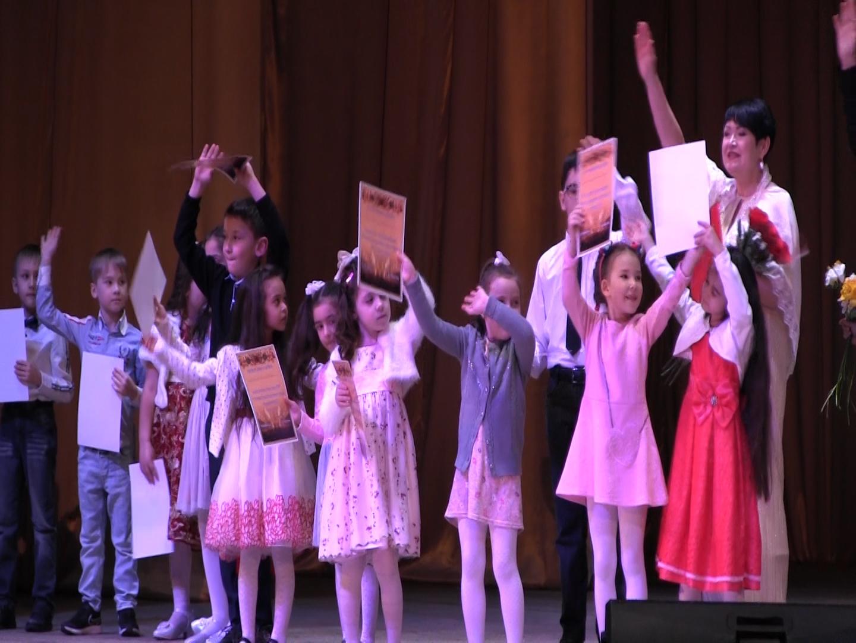 Юных театралов Моздокского района приняли в актерское братство