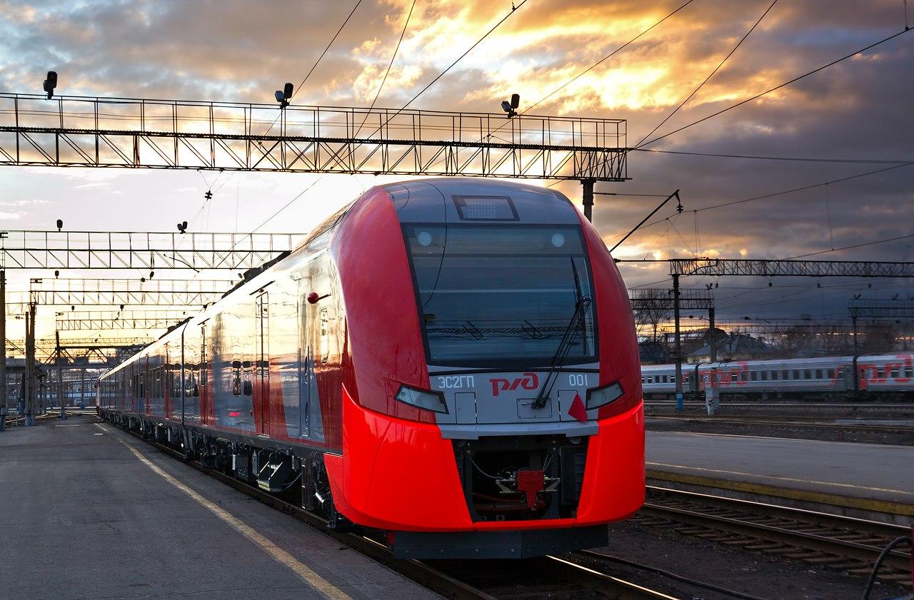Пассажирский поезд «Владикавказ-Туапсе» начнет курсировать с 1 мая