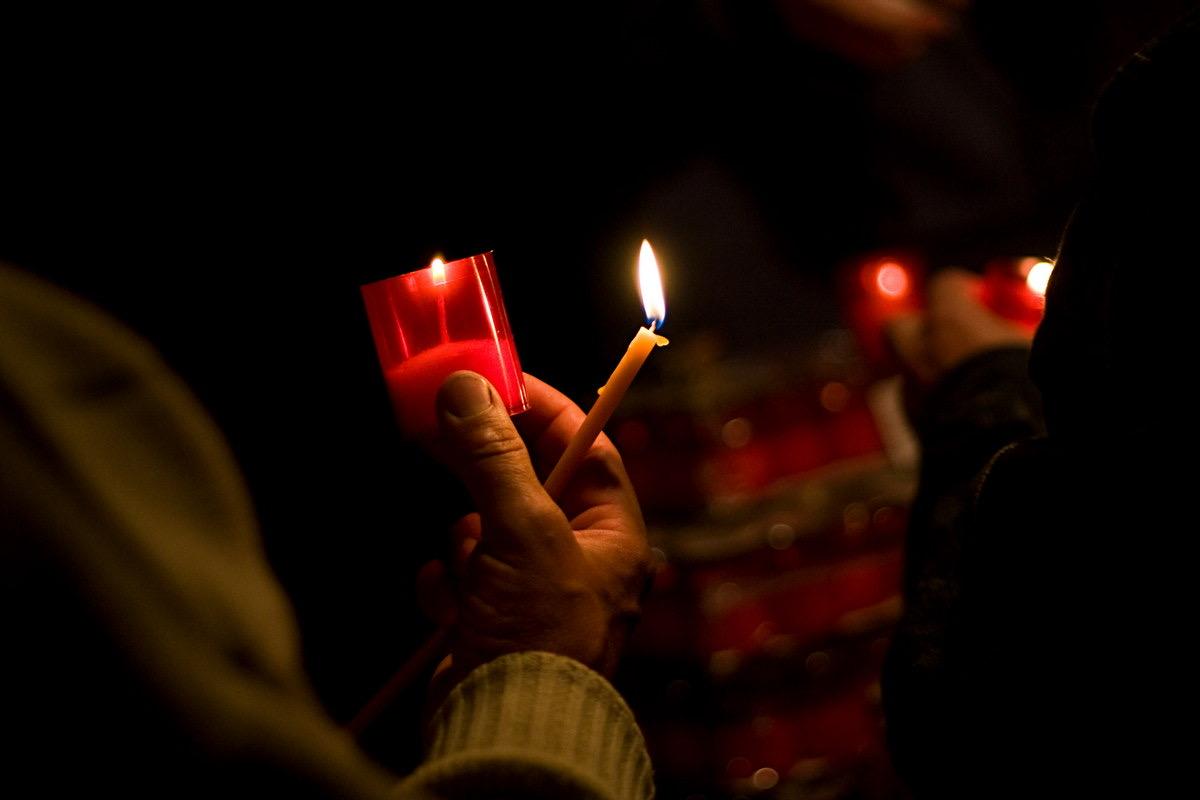 В Северной Осетии почтили память жертв трагедии в Татарстане