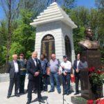 Во Владикавказе открыли монумент жителям Осетинской слободки, погибшим в ВОВ
