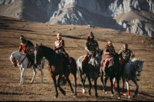 Легенды возвращаются: конный театр «Нарты» представил новое промо