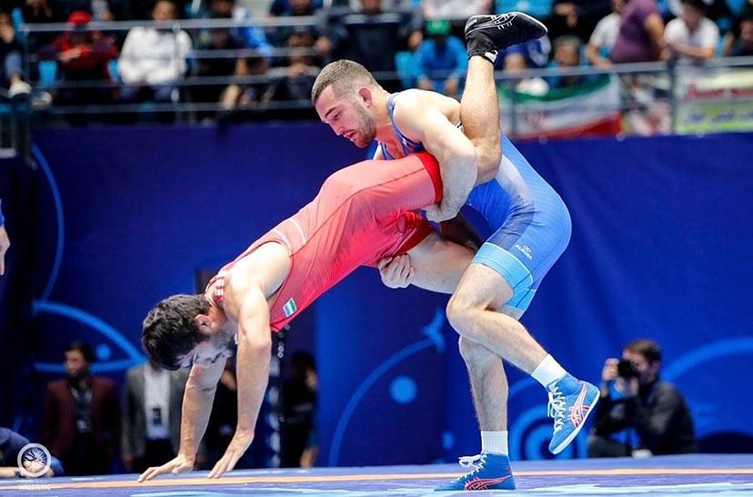 Борцы Баев и Валиев вошли в состав сборной Северной Осетии на Гран-при «Иван Ярыгин»