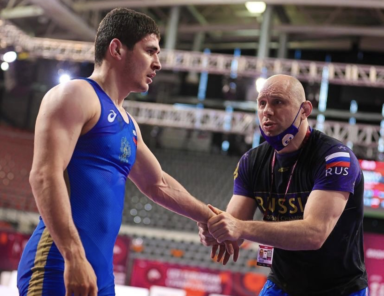 Чермен Валиев стал победителем первенства Европы по вольной борьбе U23