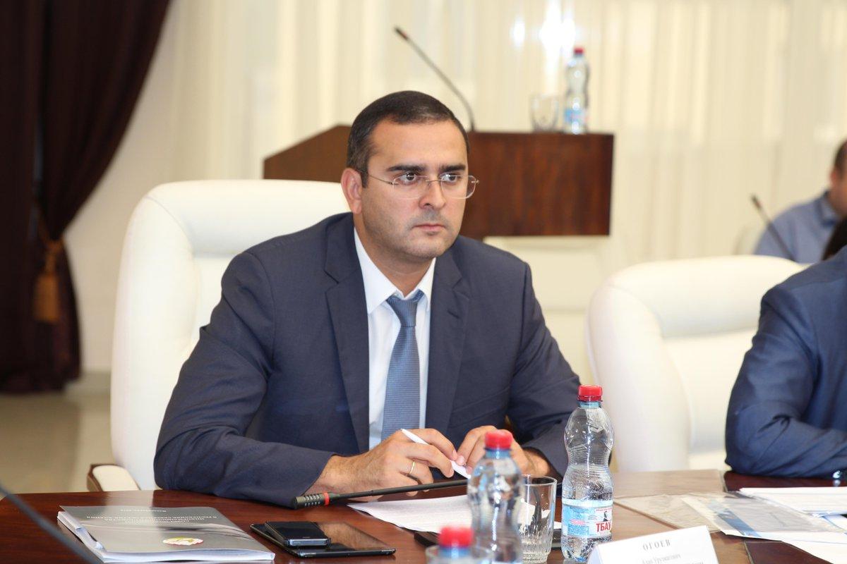 Алан Огоев назначен советником врио главы Северной Осетии