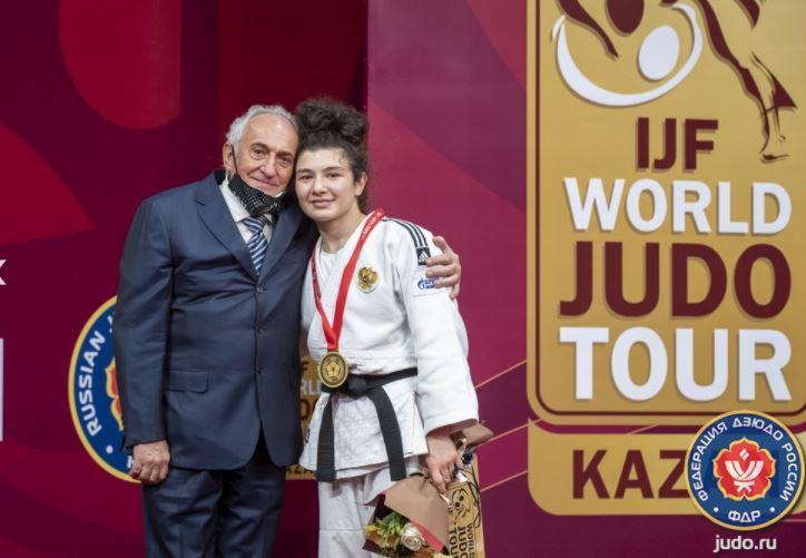 Итоги «Большого шлема» по дзюдо: осетинские спортсмены завоевали три награды