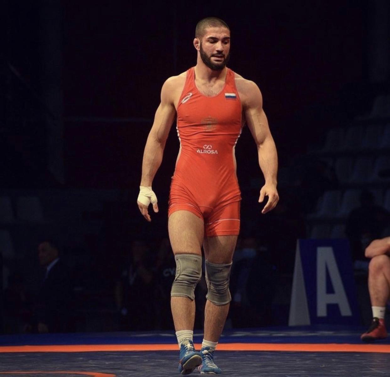 Асланбек Сотиев стал победителем первенства Европы по вольной борьбе U23