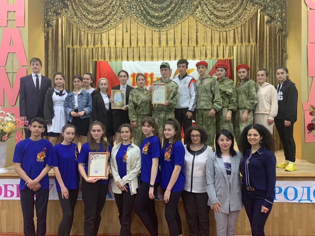 В Пригородном районе прошла интеллектуальная игра, посвященная Великой Отечественной войне