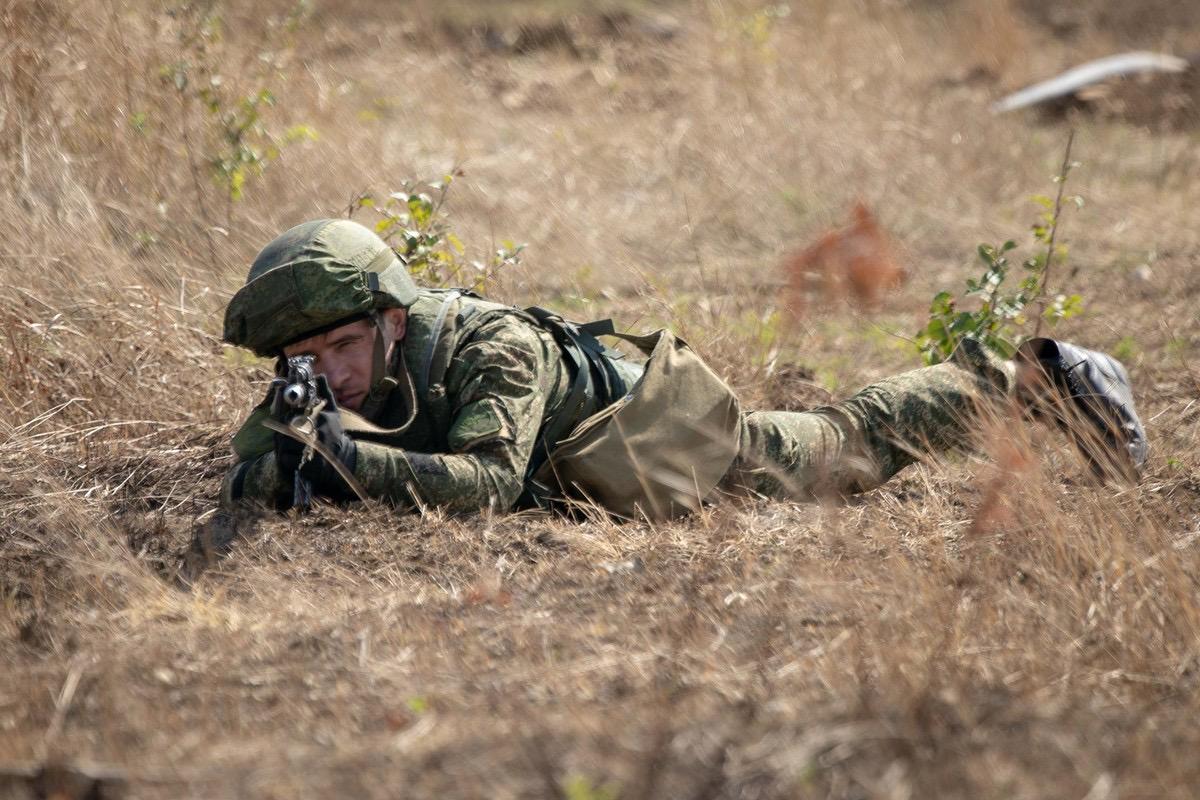 В Северной Осетии начались учения разведчиков ЮВО