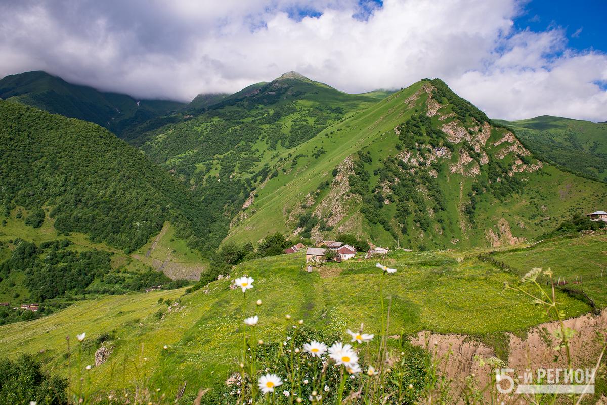 В Северной Осетии ожидается потепление