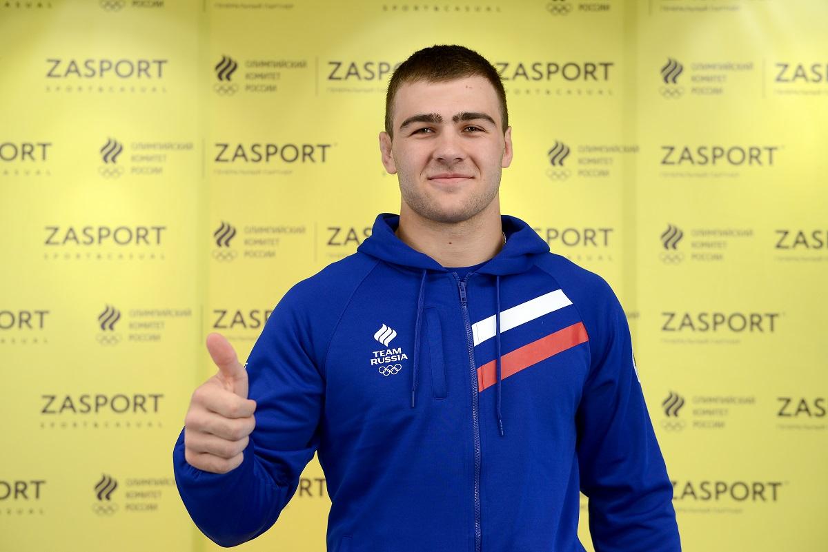 Борец Сергей Козырев выиграл для России путевку на Олимпиаду в Токио