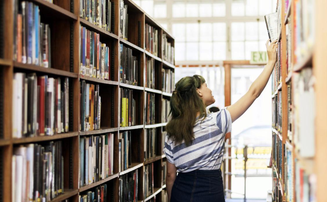 Библиотека до сих пор является неотъемлемой частью жизни многих людей – Тина Алиева