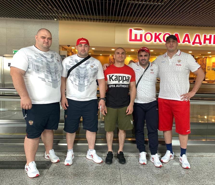Осетинские сумоисты выступят на чемпионате Европы в Казани