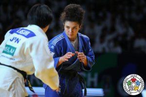 Олимпийская надежда Осетии: Мадина Таймазова