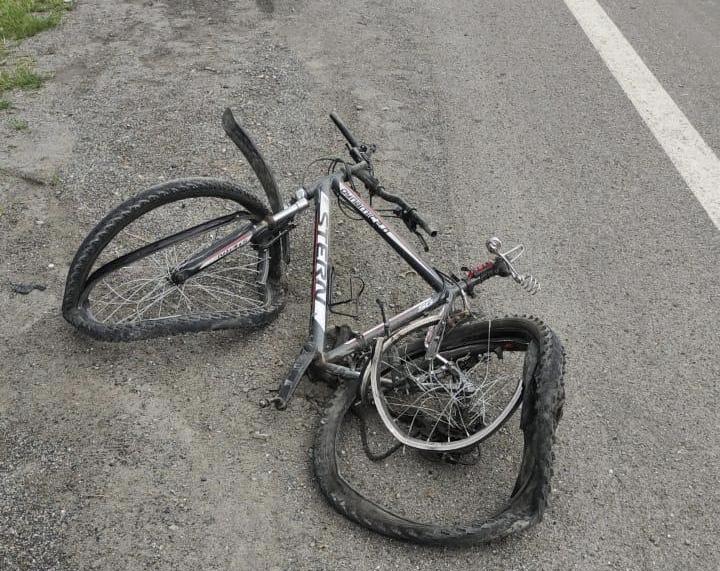 На Транскаме насмерть сбили велосипедиста