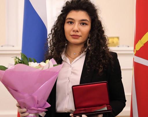 Неожиданно, что президент поздравил с днем рождения лично – Мадина Таймазова