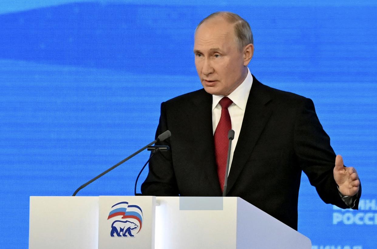 Путин анонсировал создание в РФ системы реабилитации после COVID-19