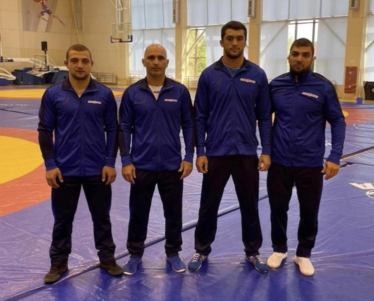 Арслан Багаев вышел в финал первенства Европы по вольной борьбе U21