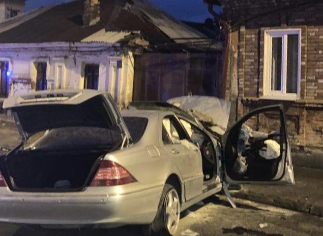 Во Владикавказе в ДТП погибли два человека