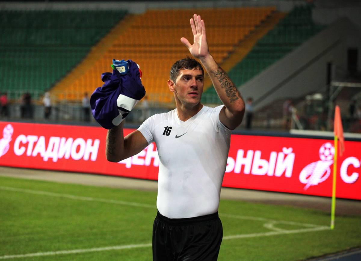 Дмитрий Хомич покидает футбольный клуб «Химки»