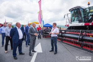 Сельскохозяйственная выставка «День поля-2021» (фоторепортаж)