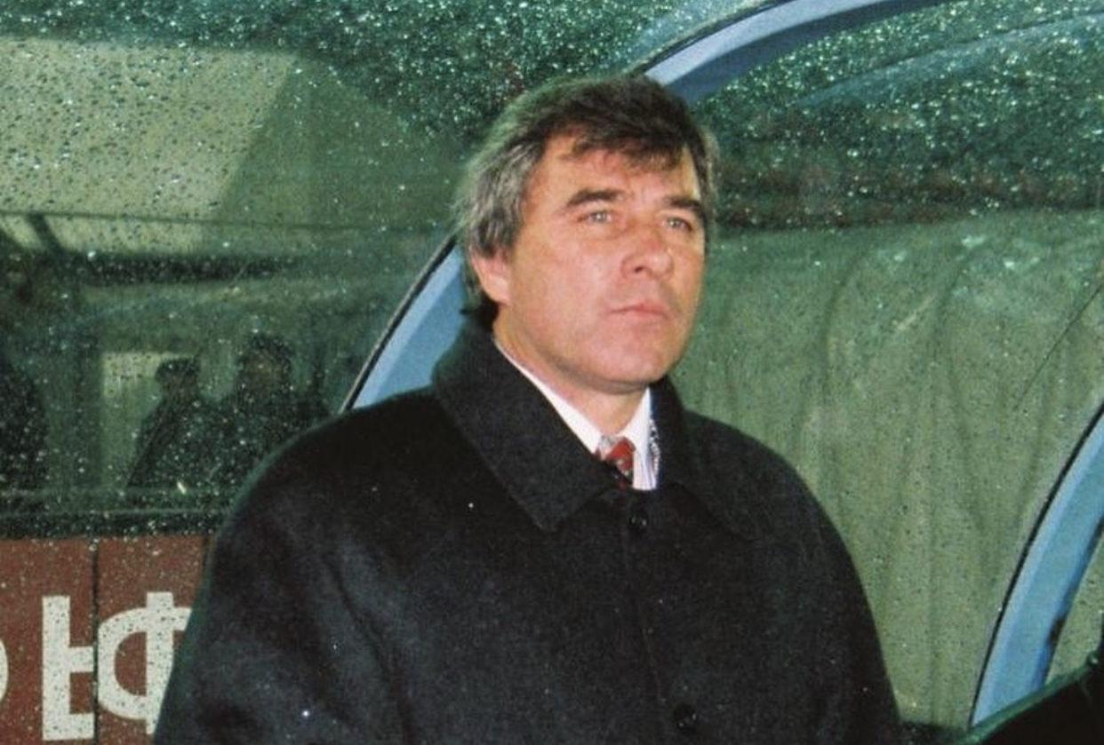 Скончался бывший тренер «Алании» Александр Аверьянов