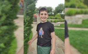 В Северной Осетии девятилетний мальчик запустил свою линию одежды