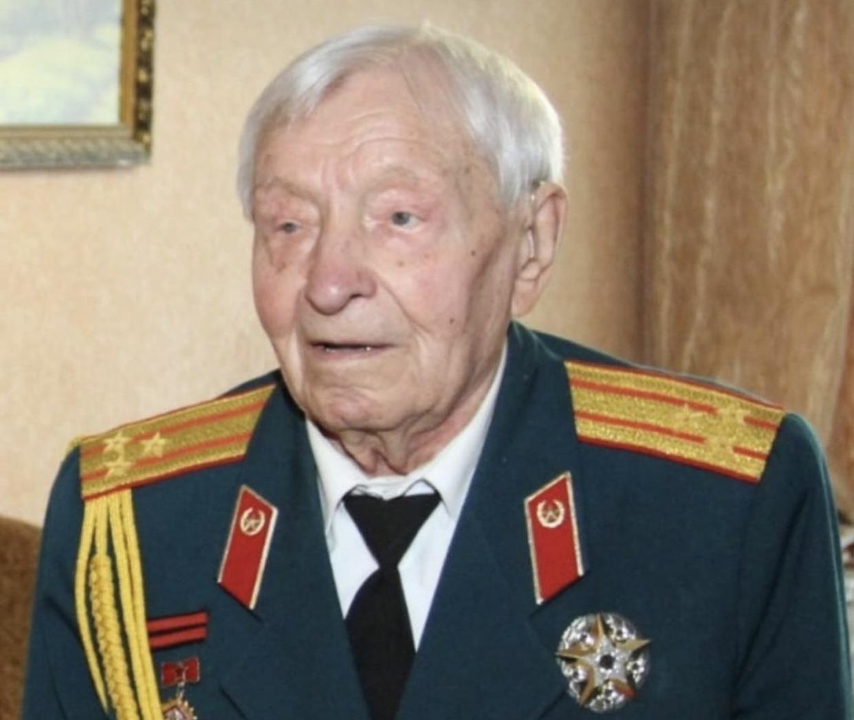 В Северной Осетии на 102-м году жизни скончался ветеран ВОВ Иван Селезнев