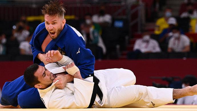 Хубецов завершил свое выступление на Олимпиаде, проиграв немцу Ресселю