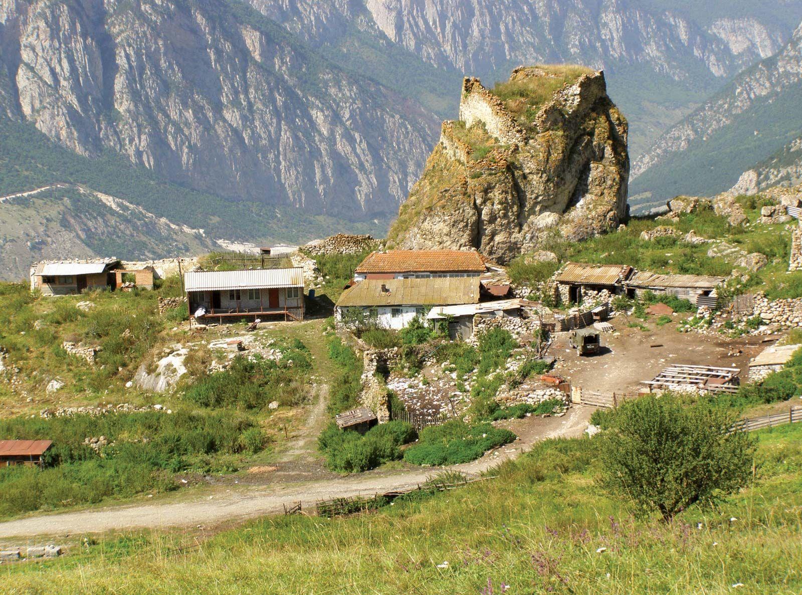 Северная Осетия получит 64,7 млн рублей на развитие сельских территорий