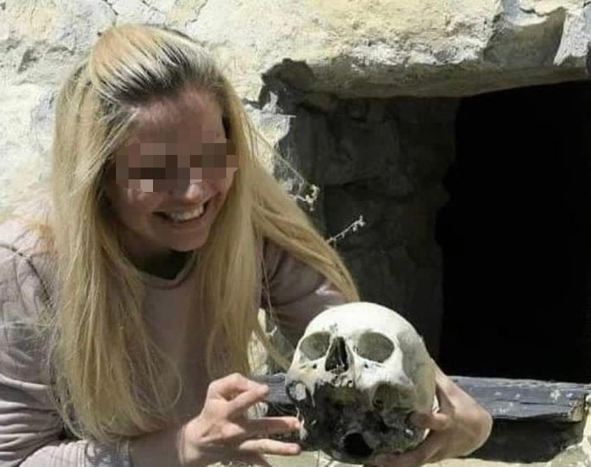 МВД проводит проверку по факту вандализма на территории некрополя «Город мертвых»